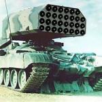 Такое ощущение, что наши разработчики боевой техники и вооружения немножко издеваются над своими зарубежными коллегами.