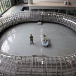 В Китае разрабатывают супер поезд с теоретической скоростью 2900 км/ч.