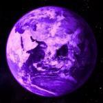 Американские ученые пришли к выводу, что когда-то земля имела фиолетовый окрас.