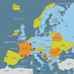 Почему Италия называется Италией, а Лихтенштейн - Лихтенштейном?