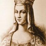 Письмо Анны Ярославны отцу Ярославу мудрому.
