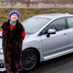Польская пенсионерка себе Subaru WRX STI купила.