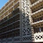 В зимбабве построили здание - термитник, которому не нужны кондиционеры.