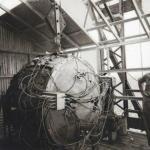 """Слово """"Гаджет"""" 6 ыло впервые использовано США при названии трех атомных бомб - """"гаджет"""", """"малыш"""" и """"толстяк""""."""