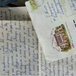 """""""Почта России"""" вновь отличилась, жительница Томска Екатерина Денисова получила письмо, отправленное ей 40 лет назад."""