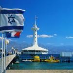 Эйлат, израиль.  Главные предметы гордости Эйлата, расположившегося в самом сухом регионе израиля, - это море, горы и солнце.