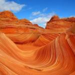 """""""Аризонская Волна"""": уникальный песчаный заповедник США."""