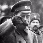Николай II - проверил новую систему снаряжения пехоты, лично, при марше в 40 верст.